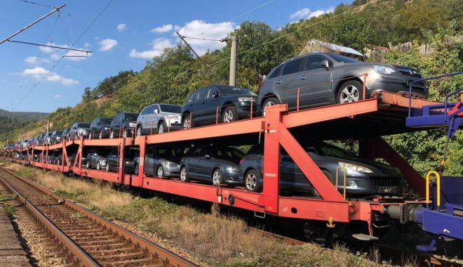 Foto: Antifrauda  ia la puricat afacerile cu mașini second-hand