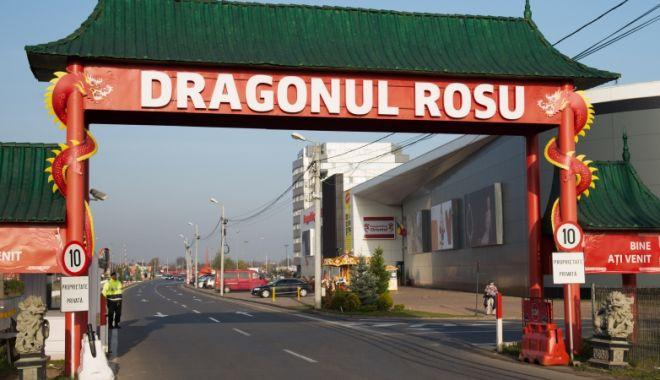 Foto: Antifrauda a dat 459 de amenzi la Dragonul Roșu