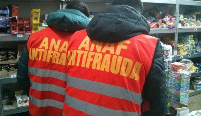 Foto: Antifrauda a dat sancţiuni de 4,14 milioane de lei, în angrouri
