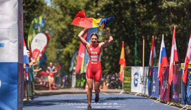 Antoanela Manac, bronz la Jocurile Mondiale pe plajă de la Doha - antoanelamanac1-1571084210.jpg