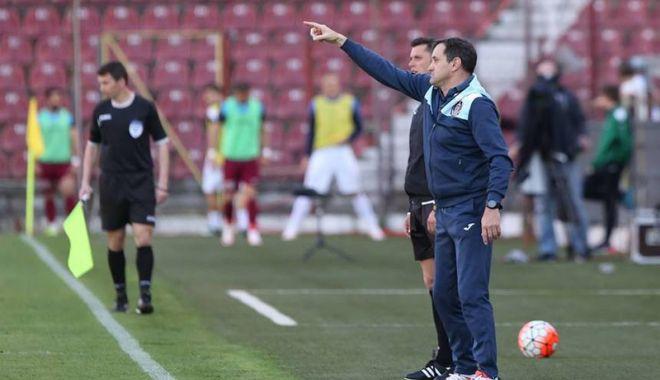 Foto: Antonio Conceicao, noul antrenor  al campioanei  CFR Cluj