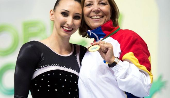 Foto: Antrenoare de la CS Farul, în conducerea Federaţiei Internaţionale de Gimnastică