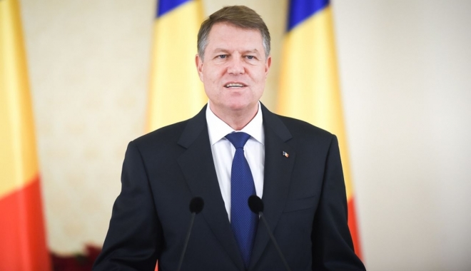 Foto: Preşedintele Iohannis va participa la deschiderea anului universitar, la Constanţa