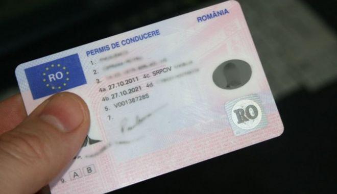 Foto: Anunț de la Prefectura Constanța privind obținerea permisului de conducere