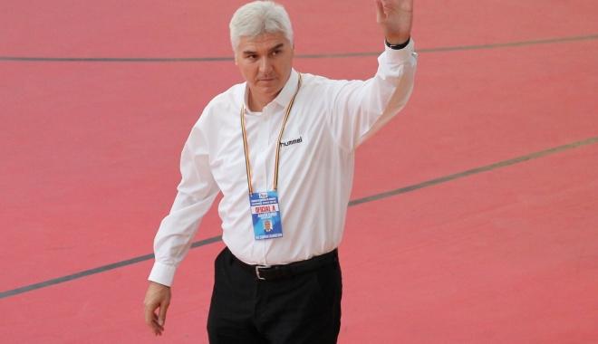 Foto: HC Dobrogea Sud Constanţa are un nou antrenor