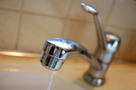 Foto: AVARIE RAJA. Localităţile Lumina, Năvodari şi Corbu au rămas fără apă rece