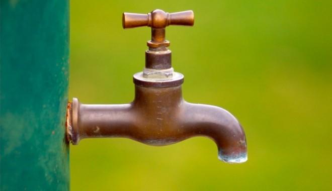 Foto: Zona Dacia rămâne fără apă