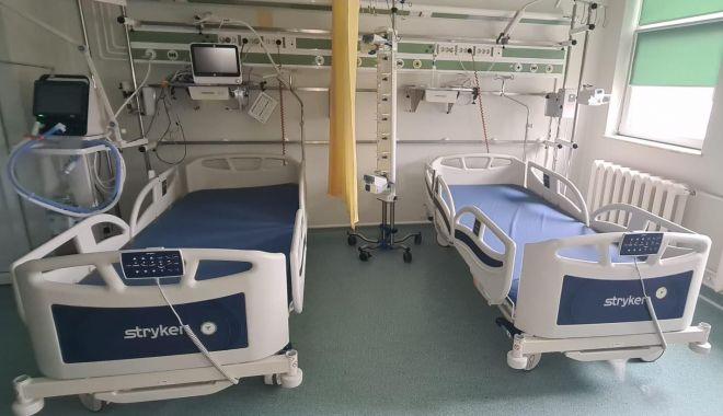 Alte zece paturi de Terapie Intensivă donate spitalelor - aparaturamedgidia-1607714418.jpg