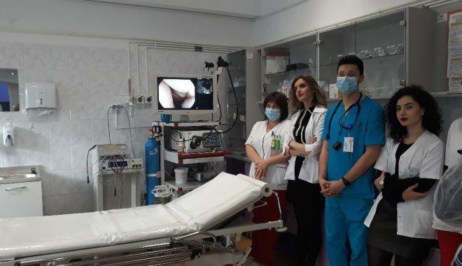 """Foto: Aparatură modernă la spitalul județean. """"Constanța a început să conteze pe harta țării"""""""
