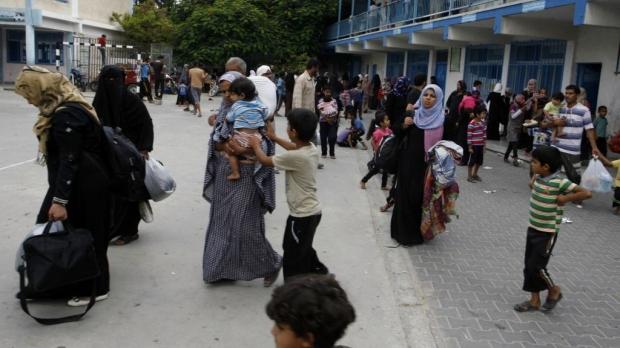 Foto: APEL DISPERAT! Trei românce, reţinute în Gaza, cer ajutorul statului român