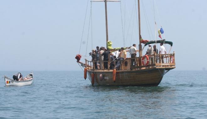 Foto: Plan de amenajare  a spa�iului maritim al Rom�niei. Mangalia, primul proiect