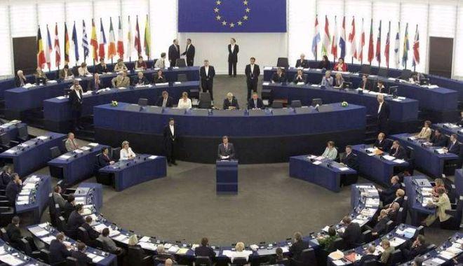 """Foto: """"Viitorul nostru comun european se află pe buletinul de vot"""""""