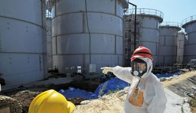 Foto: Guvernul japonez a recunoscut! Un angajat de la Fukushima, bolnav de leucemie din cauza radiaţiilor