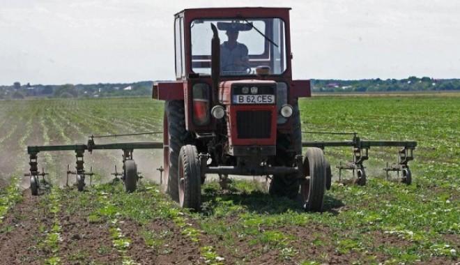 Foto: Se dă ajutorul pentru motorina utilizată  în agricultură