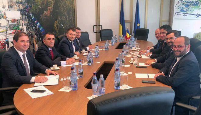 Foto: APIA va intensifica schimburile de experiență cu colegii din Republica Moldova