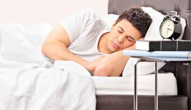 Foto: Tulburări respiratorii. Ce-i de făcut dacă suferiţi de apnee obstructivă de somn