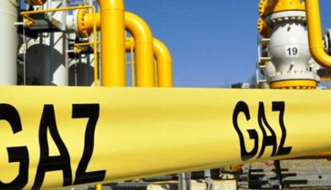 Foto: Aproape 90% din gazele consumate în România, tranzacţionate pe bursă în luna mai