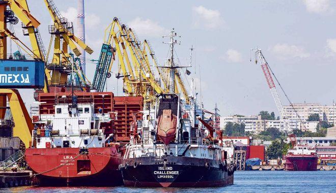 Aprovizionarea navelor străine din portul Constanța, în 1922 și 2019 - aprovizionareanavelorstraine-1573507577.jpg
