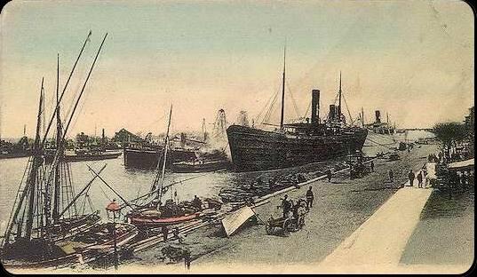 Aprovizionarea navelor străine din portul Constanța, în 1922 și 2019 - aprovizionareanavelorstraine2-1573507642.jpg