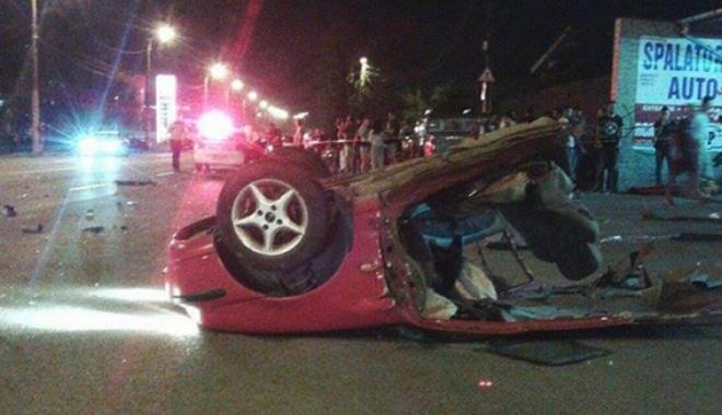 Foto: A provocat un accident mortal conduc�nd  f�r� permis. Magistra�ii l-au trimis acas�!