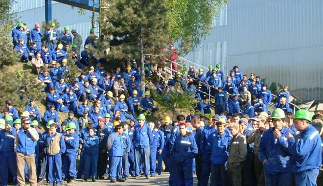 Foto: Aproximativ 500 de lucrători au părăsit compania Daewoo - Mangalia  în ultimul an