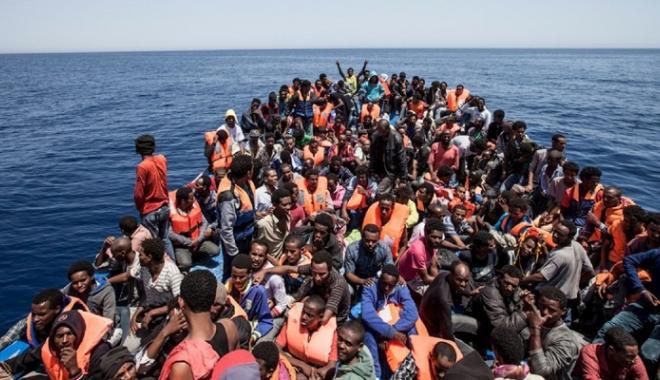 Foto: Aproximativ 8.000 de migranţi ilegali tunisieni au intrat în Italia în 2017