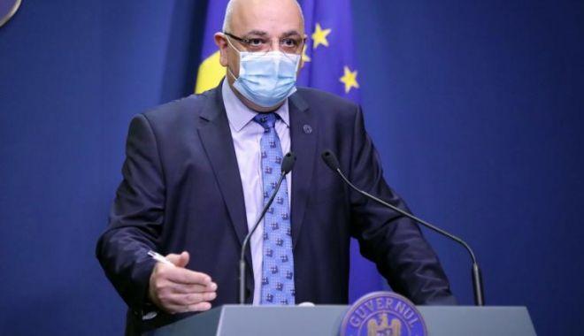 """Foto: Coronavirus / Arafat: """"Este discutată intenția restricționării din nou"""""""