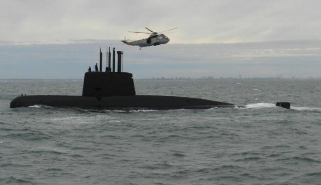Foto: Anunţ dramatic în timpul căutărilor disperate ale submarinului dispărut