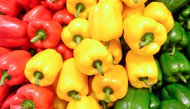 Foto: Ardeiul gras întărește sistemul imunitar