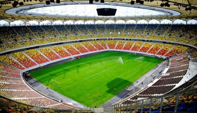 Foto: Arena Națională din București va găzdui meciuri din Grupa C a EURO 2020