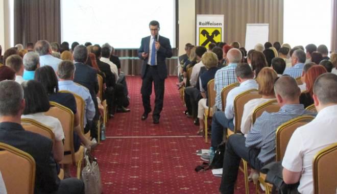 Foto: Ce soluţii europene de finanţare au firmele constănţene