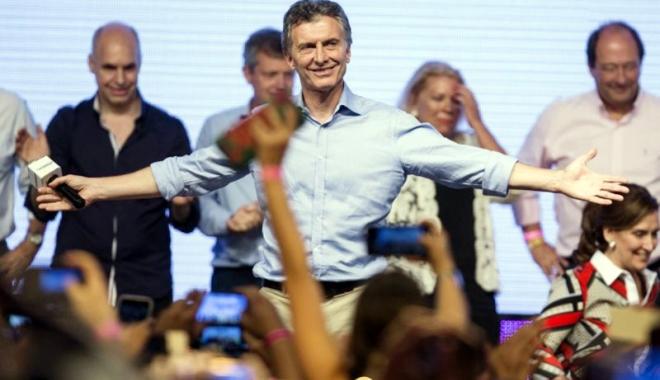Foto: Argentina: Coaliţia preşedintelui  Mauricio Macri, învingătoare  în alegerile legislative