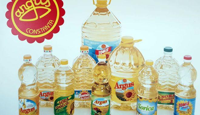 Fabrica de ulei ARGUS SA împlineşte 75 de ani de la înfiinţare - argus02-1537370702.jpg