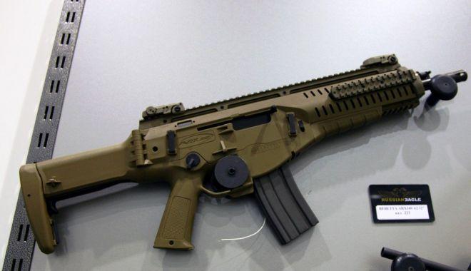 Arma de asalt Berretta va fi produsă la Plopeni - armadeasaltberrettavafiprodusala-1560280705.jpg