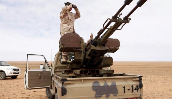 Foto: Armata libaneză suspendă ofensiva împotriva ISIS