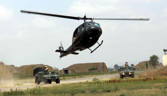 Foto: Peste 100 de militari români participă la un exerciţiu multinațional, în Dobrogea