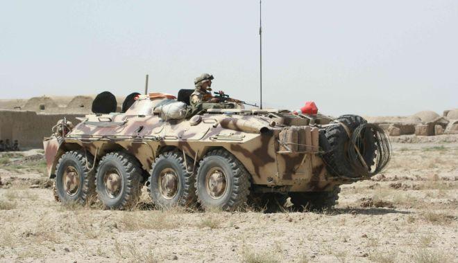"""Foto: """"Câtă nevoie mai este de Armată?"""" Misiuni în Afganistan şi cazărmi în paragină"""