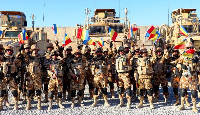"""Foto: Noi """"trupe"""" în garnizoana Constanţa! Cine vor fi cei instruiţi pentru plecarea în zonele de conflict"""