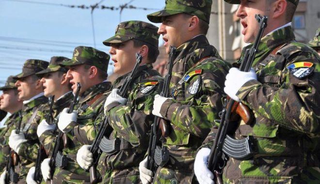 Foto: Ministerul Apărării Naţionale: Psihologii civili din Armată pot deveni militari