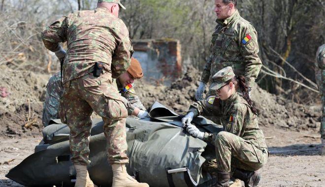 Foto: Informații de ULTIMĂ ORĂ de la Ministerul Apărării. 140 de militari români, în 15 misiuni în derulare