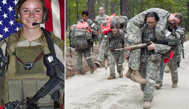 FEMEIA în ARMATĂ. Păreri pro şi contra pentru o carieră a armelor / GALERIE FOTO - armata2-1540292146.jpg