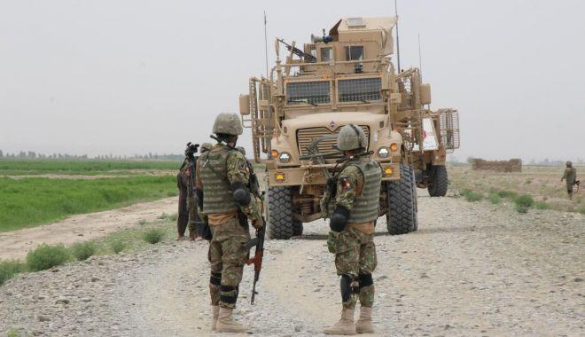 """Foto: Povestea incidentului din Afganistan. """"Am crezut că mi-am pierdut oamenii…"""""""