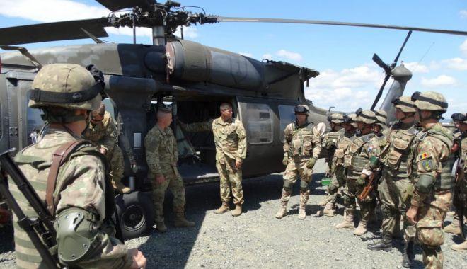 Infanteriștii marini, la un exercițiu multinațional în Bulgaria - armatainfanteristi-1562761482.jpg