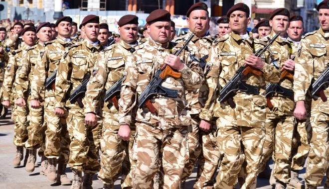 Foto: MApN cere în regim de urgenţă Guvernului să recalculeze salariile militarilor. 1450 lei salariul minim, plus celelalte sporuri şi indemnizaţii