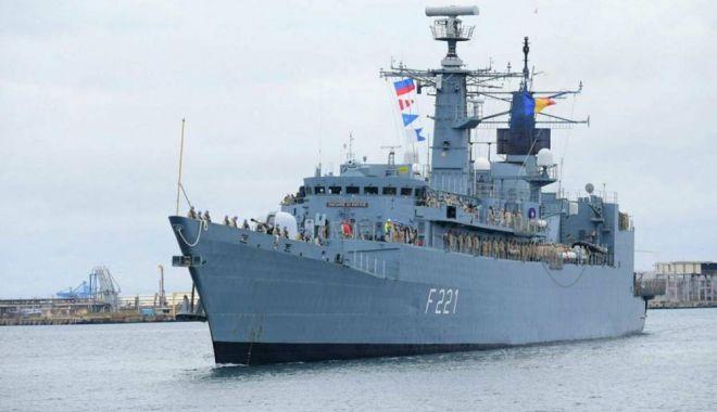"""Foto: INVESTIŢII în Armata Română. """"E nevoie de corvete multirol, trebuie modernizate şi fregatele!"""""""