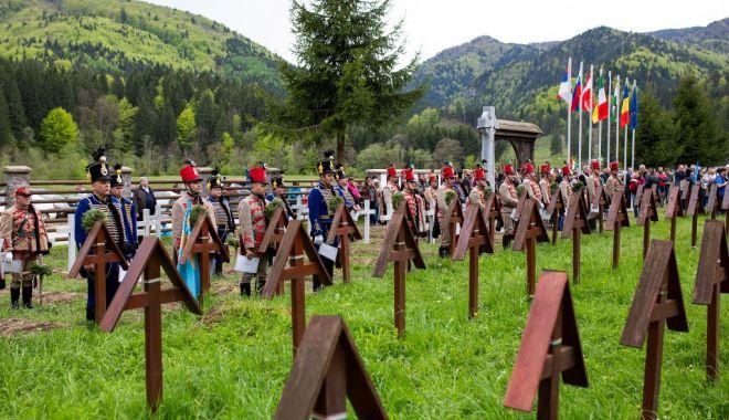Foto: Cazul Valea Uzului, informaţii de ULTIMĂ ORĂ. Armata Română: