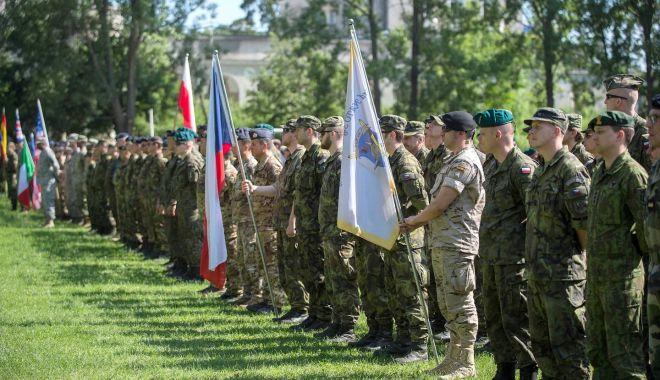 Foto: Exercițiul NATO de comunicații și informatică STEADFAST COBALT 2019, în România
