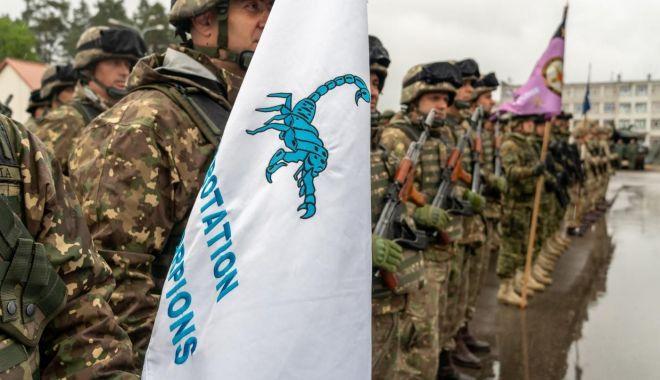 """Foto: Eveniment important pentru """"Scorpionii Albaştri"""""""