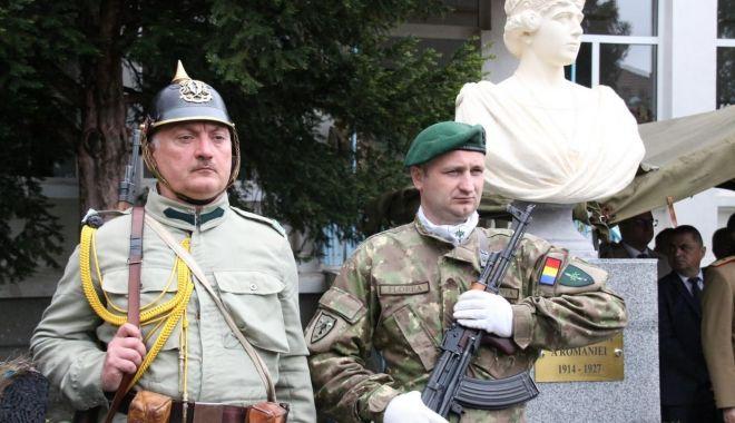 """Foto: Moment istoric la Spitalul Militar de Urgenţă """"Regina Maria"""""""