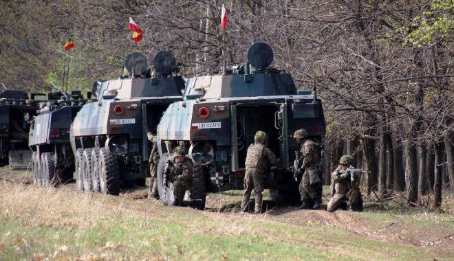 Foto: Turul de presă NATO, la Scorpions Spring